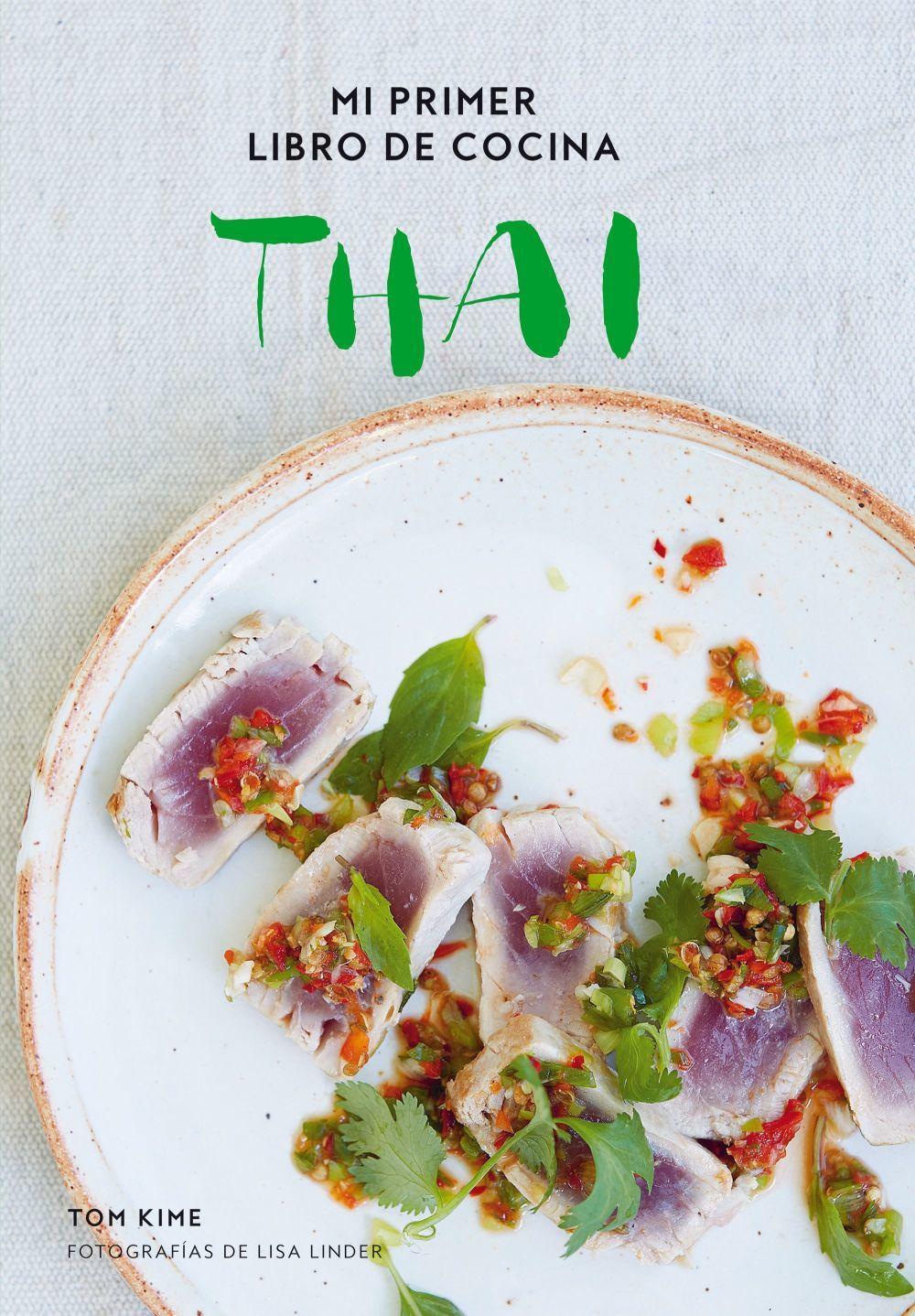 La cocina tailandesa aterriza directamente en tu mesa. Con este libro...