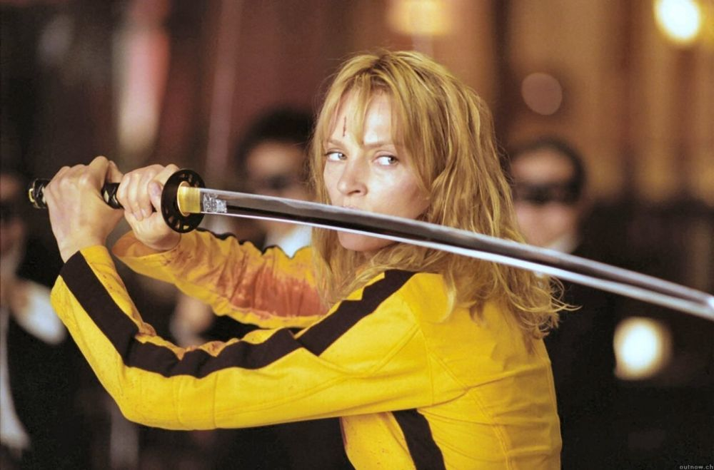 "Fotograma de ""Kill Bill"""