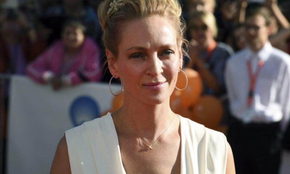 La actriz Uma Thurman alza la voz contra Harvey Weinstein.