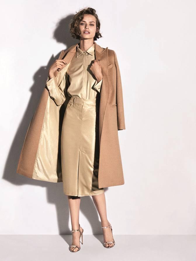 Nuevo look diseñado en exclusiva para Max Mara Coast!