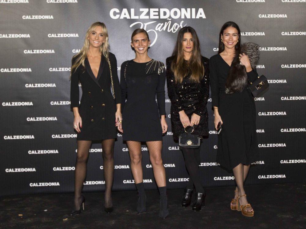 Paula Arguelles, Lucia Barcena, Maria Valdes y Melissa Villarreal