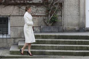 La Reina tiene una colección de abrigos espectacular. Hacemos repaso.