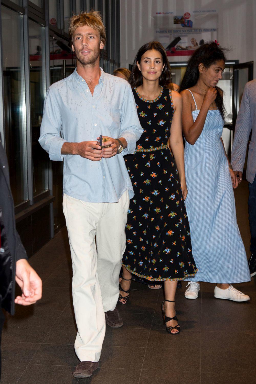 Christian de Hanover y Alessandra de Osma en la preboda de Ernesto de...