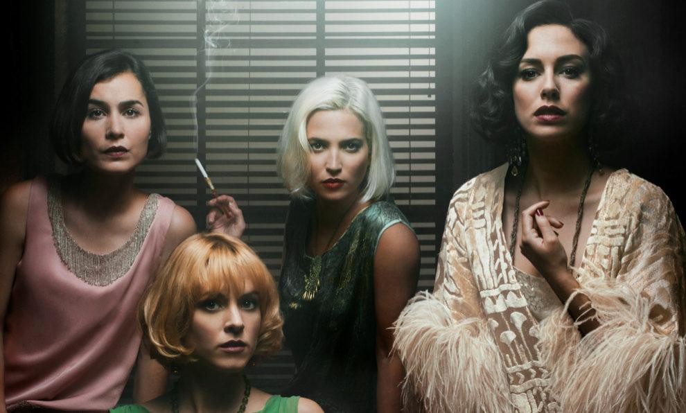 """La segunda temporada de """"Las chicas del cable"""" llega a Netflix el 25..."""