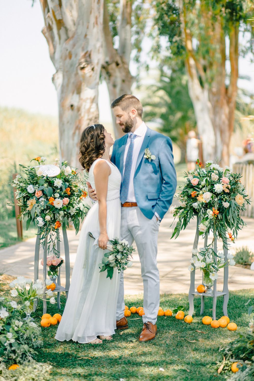 Anastasia y Richard se casaron en una boda inspirada en la ciudad de...