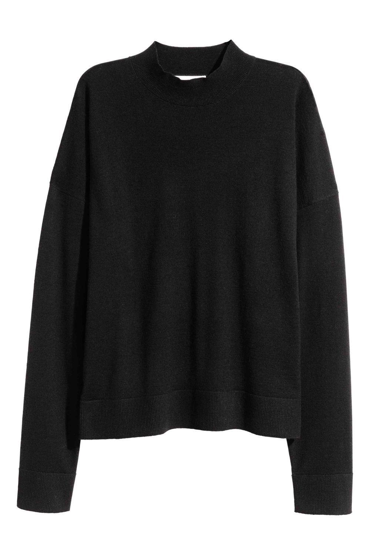 Jersey de cuello alto de H&M (39,99 euros)