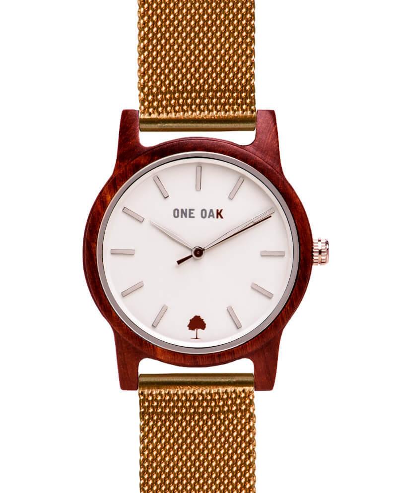 Diseñados en España y sostenibles, los relojes de One Oak unen...