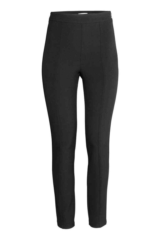 Pantalón de talle alto de H&M (20,99 euros)