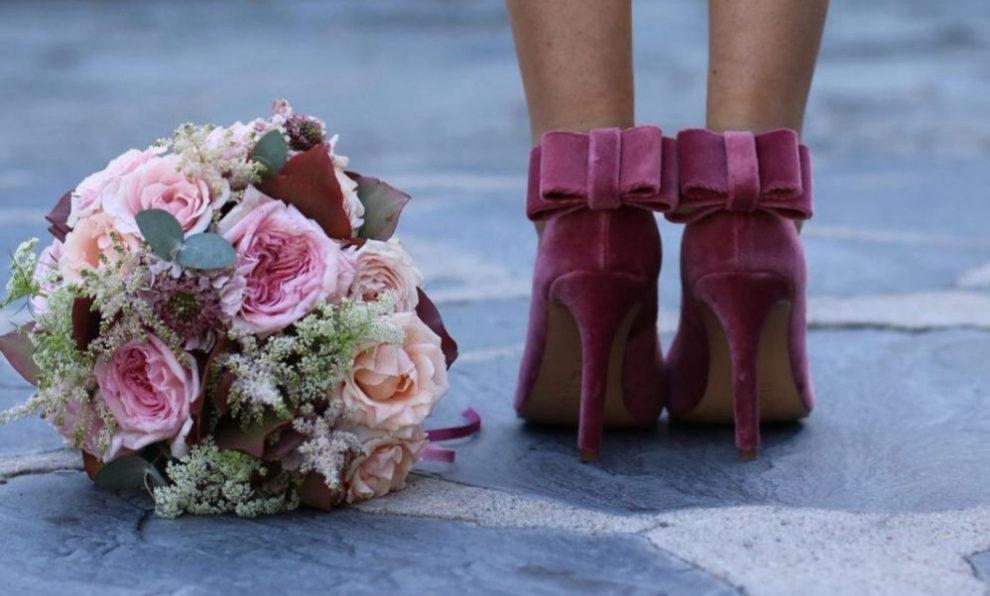 b84d23e1 Zapatos a medida para novia | Telva.com