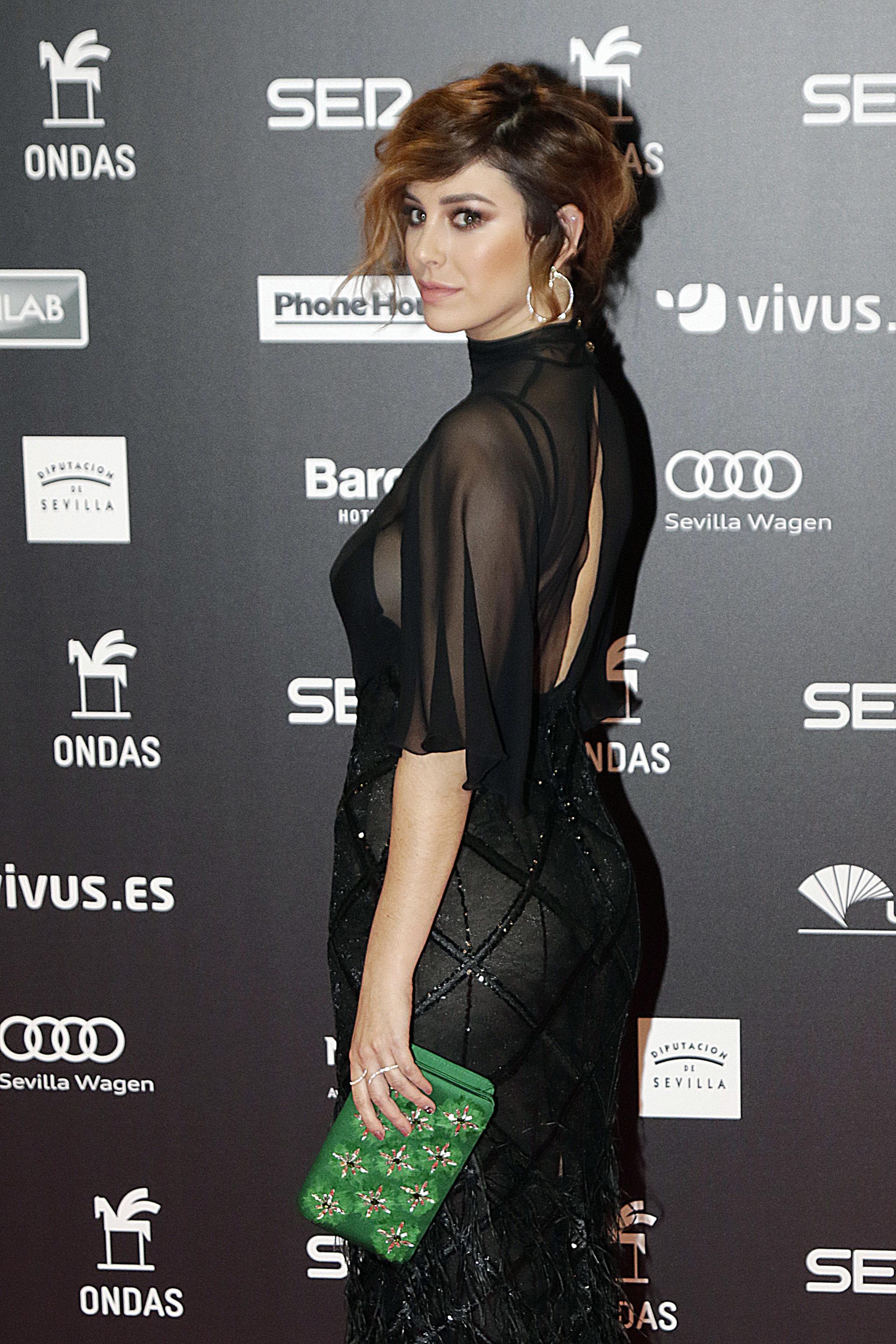 Blanca Suárez con un falso corte.