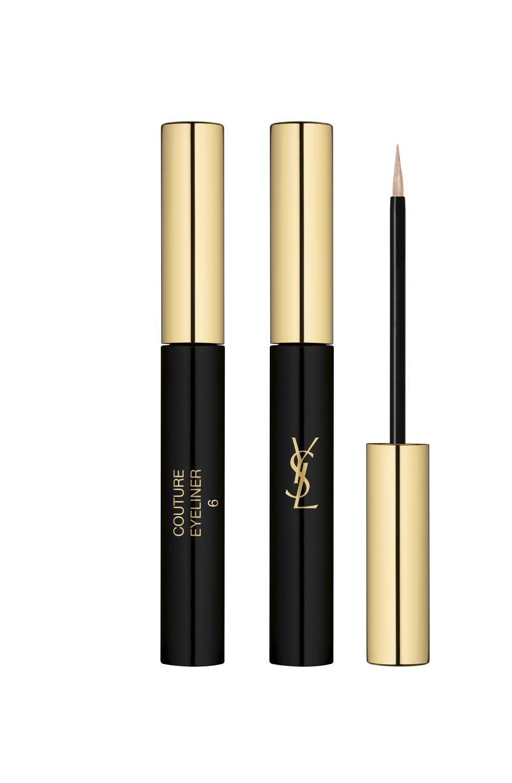 Couture Eyeliner Nu Absolu, YSL (36,70 euros) para una mirada intensa...