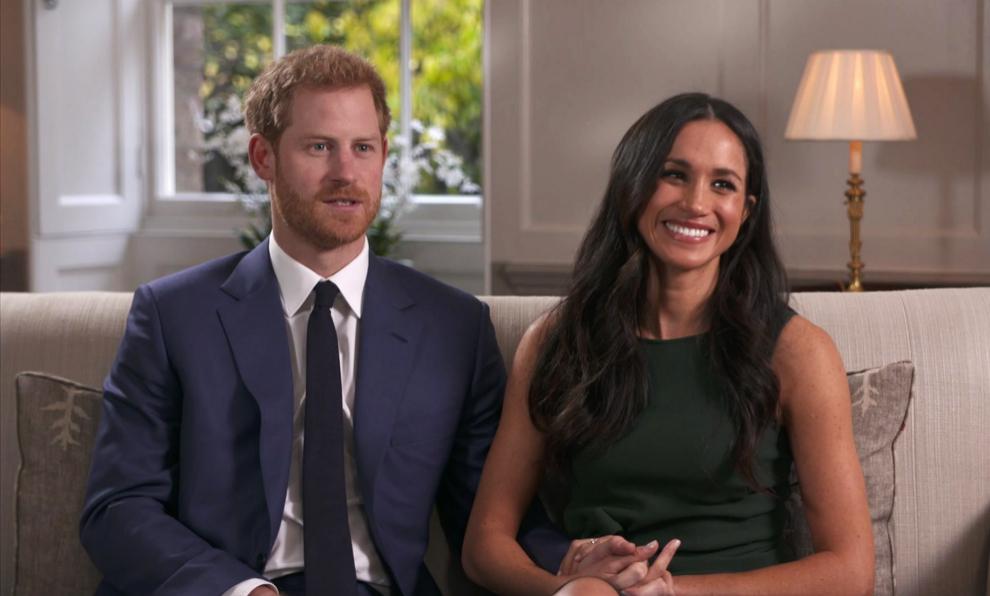 Meghan Markle y el príncipe Harry se casarán en mayo del 2018