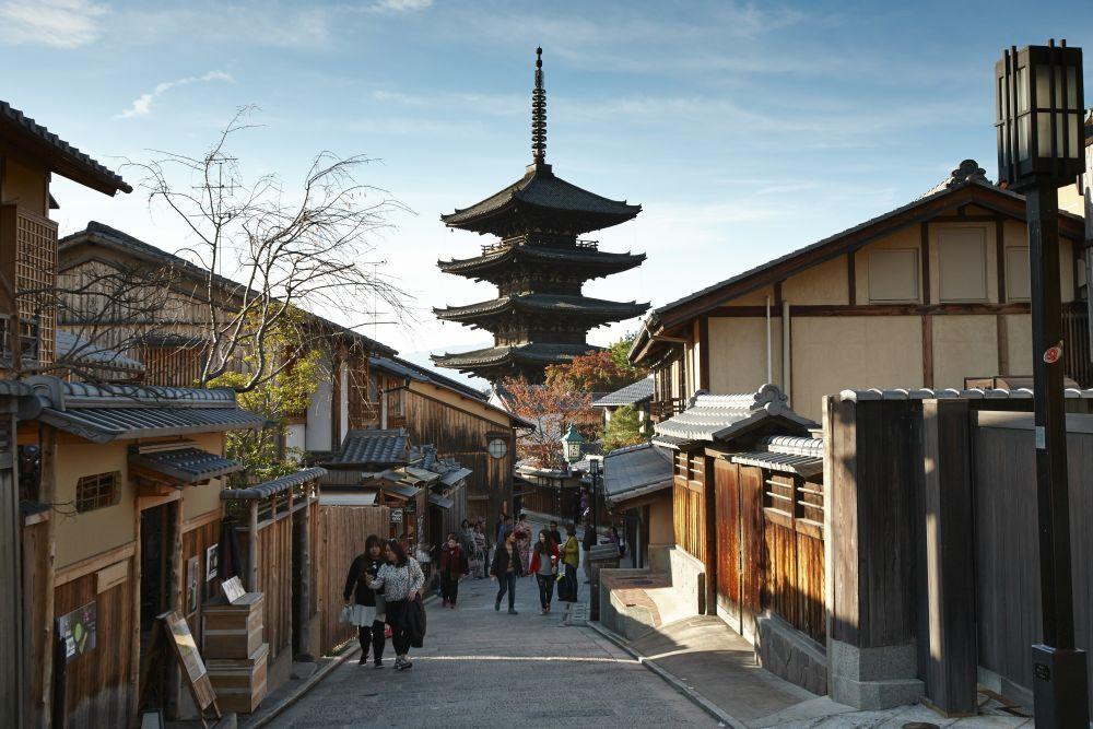 El Templo Kiyomizu-dera está declarado Patrimonio de la Humanidad por...