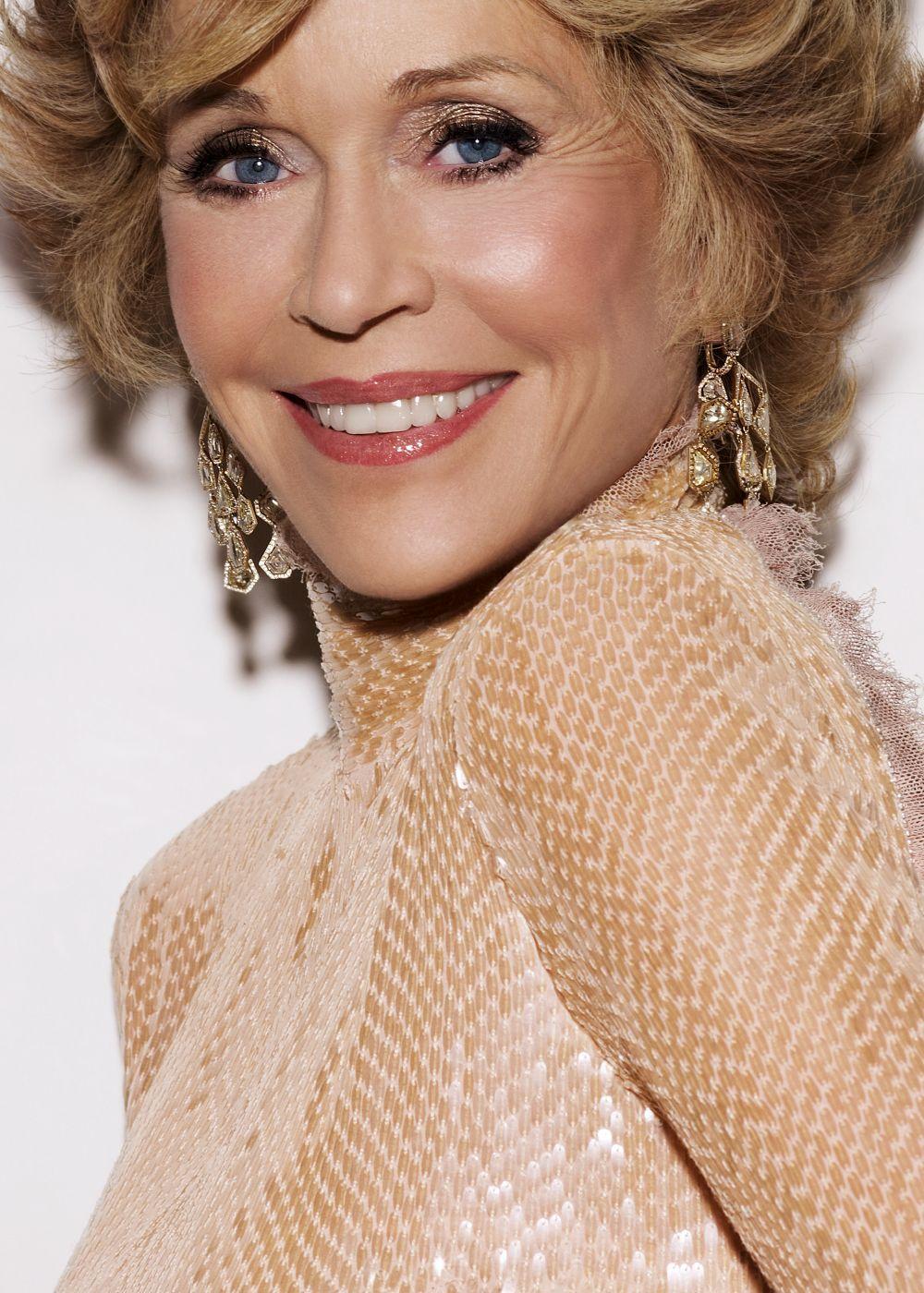 Estas son nuestras 10 razones para admirar a Jane Fonda en su 80...