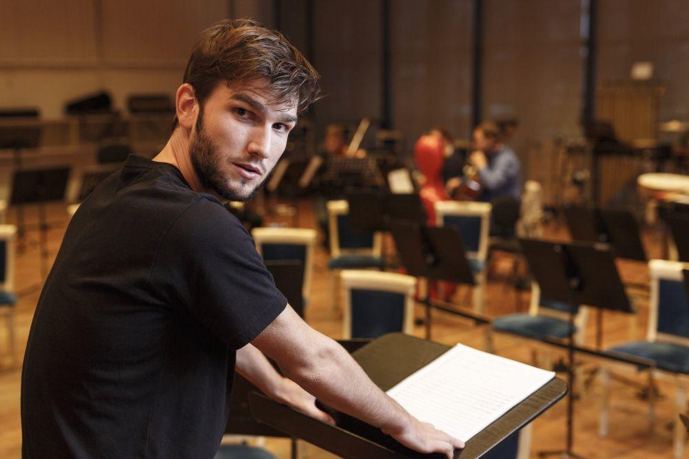 Lucas Vidal fue el músico más joven en componer una banda sonora...