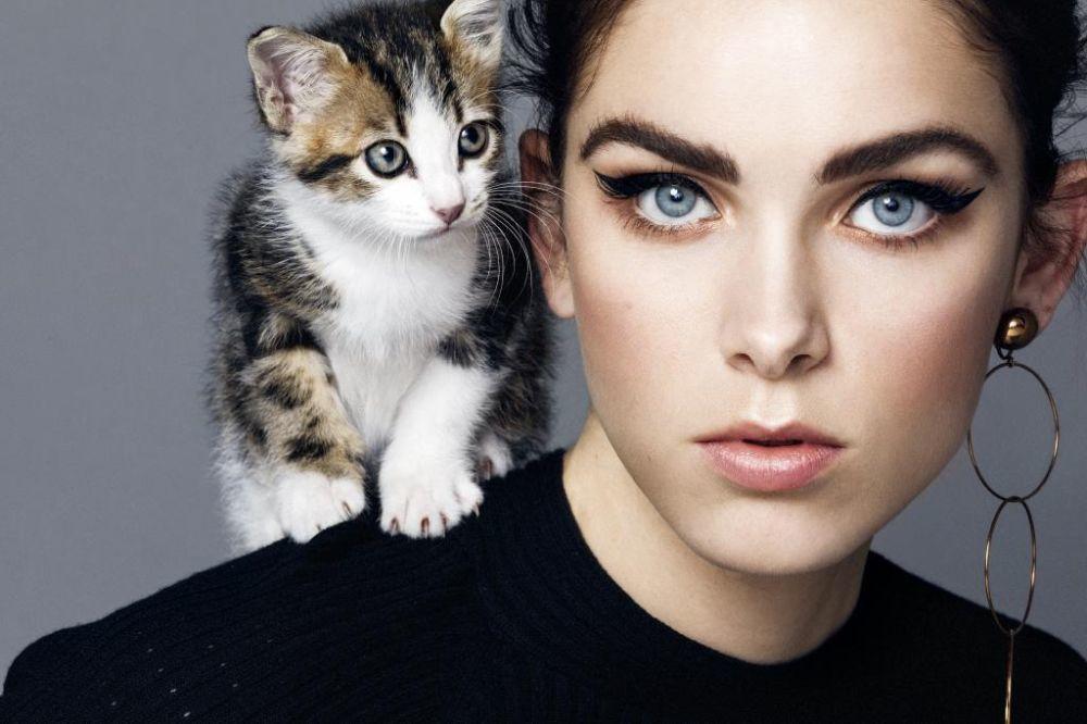 Cat Eye, maquillaje