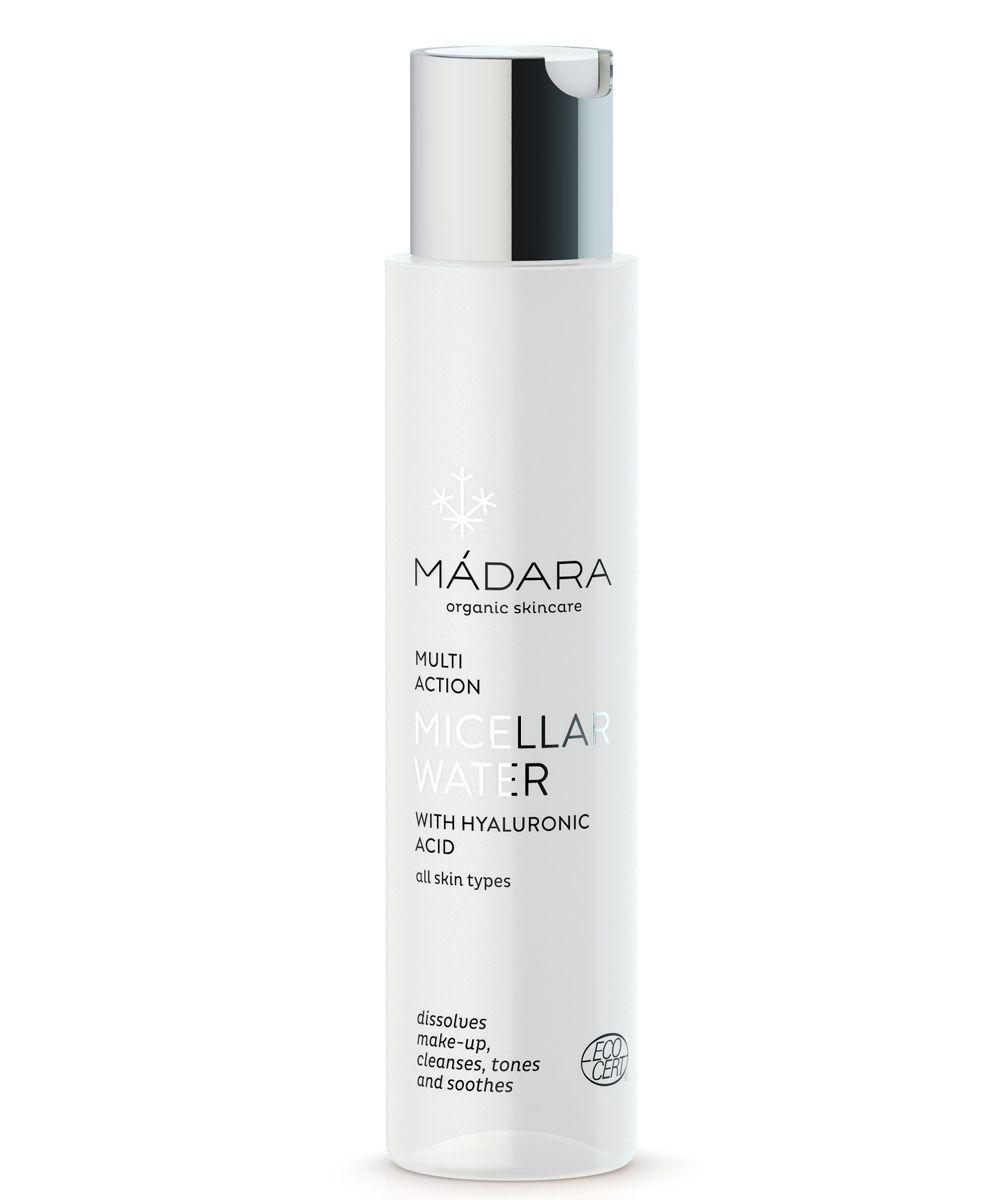 Limpia y desmaquilla la piel del rostro a base de ácido hialurónico,...