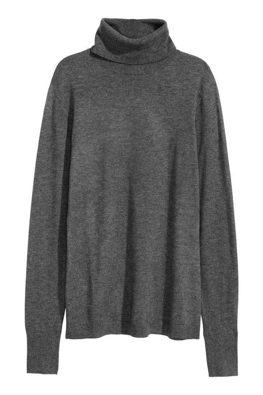 Jersey de cuello alto de H&M (19,99 euros)
