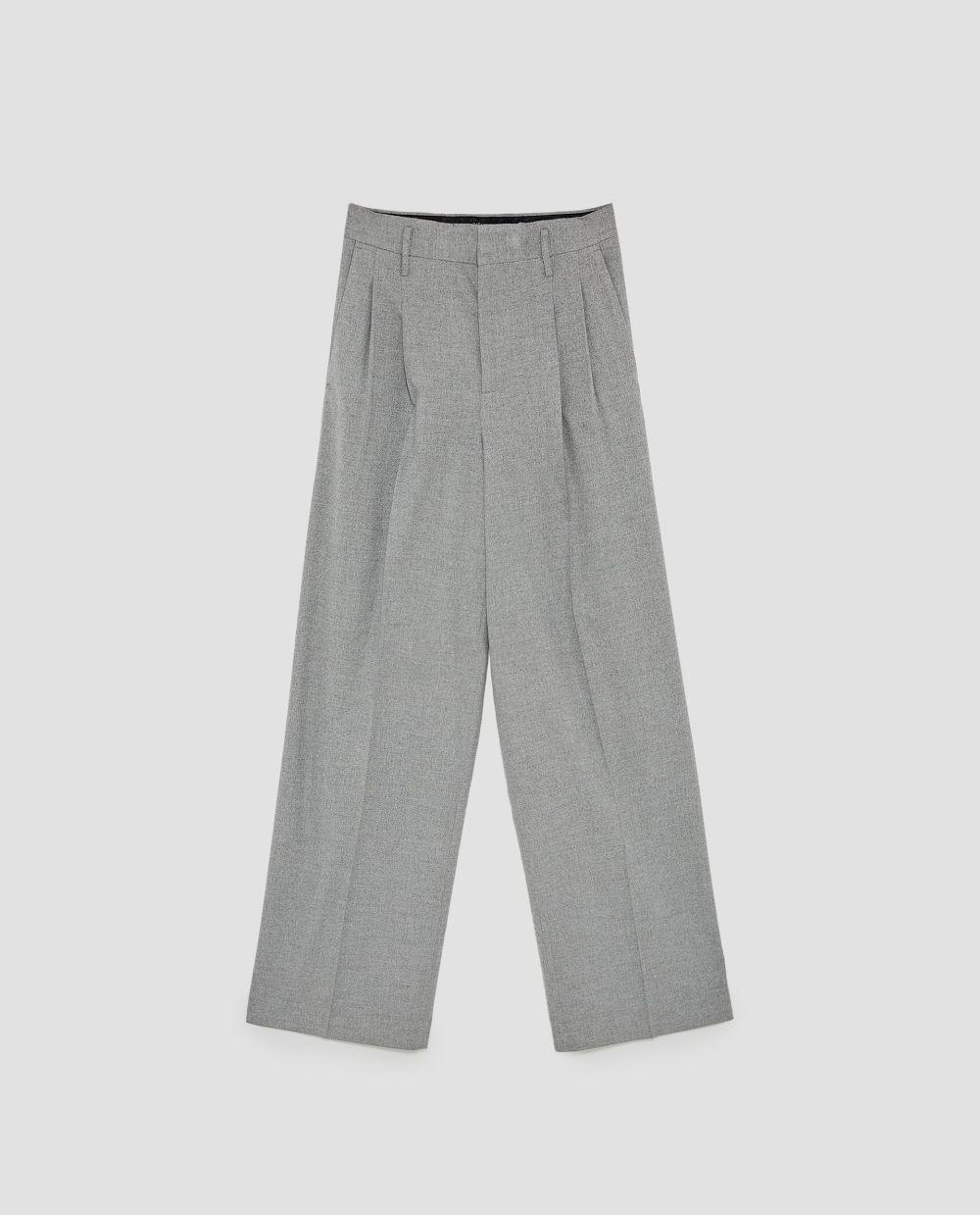 Pantalón de Zara (49,95 euros)