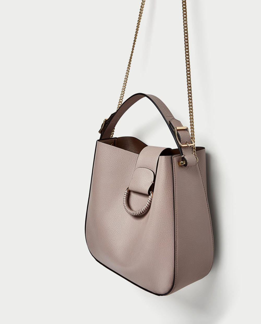 Bolso de Zara (19,95 euros)