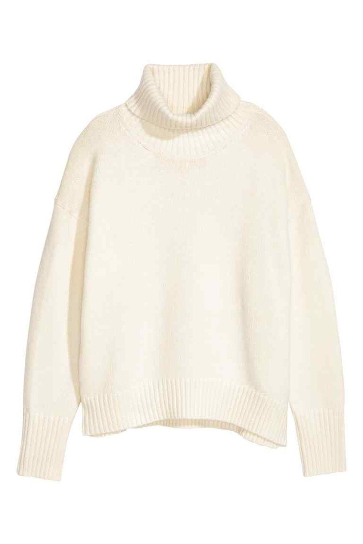 Jersey de punto de H&M (29,99 euros)