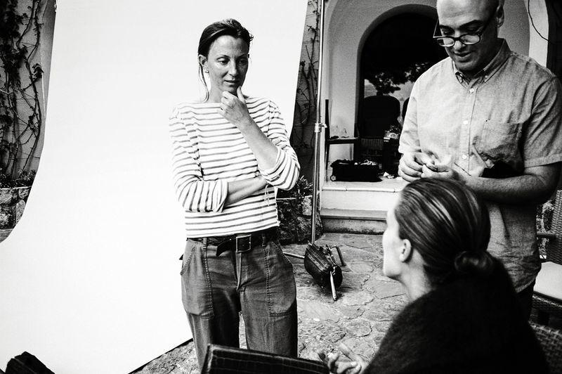 Phoebe Philo ha ejercido10 años como diseñadora creativa en Céline