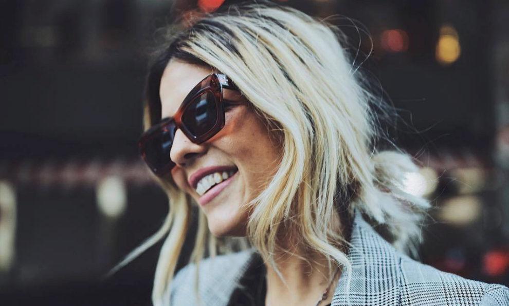 Natalia Cabezas lleva el color de la temporada para el cabello: el...