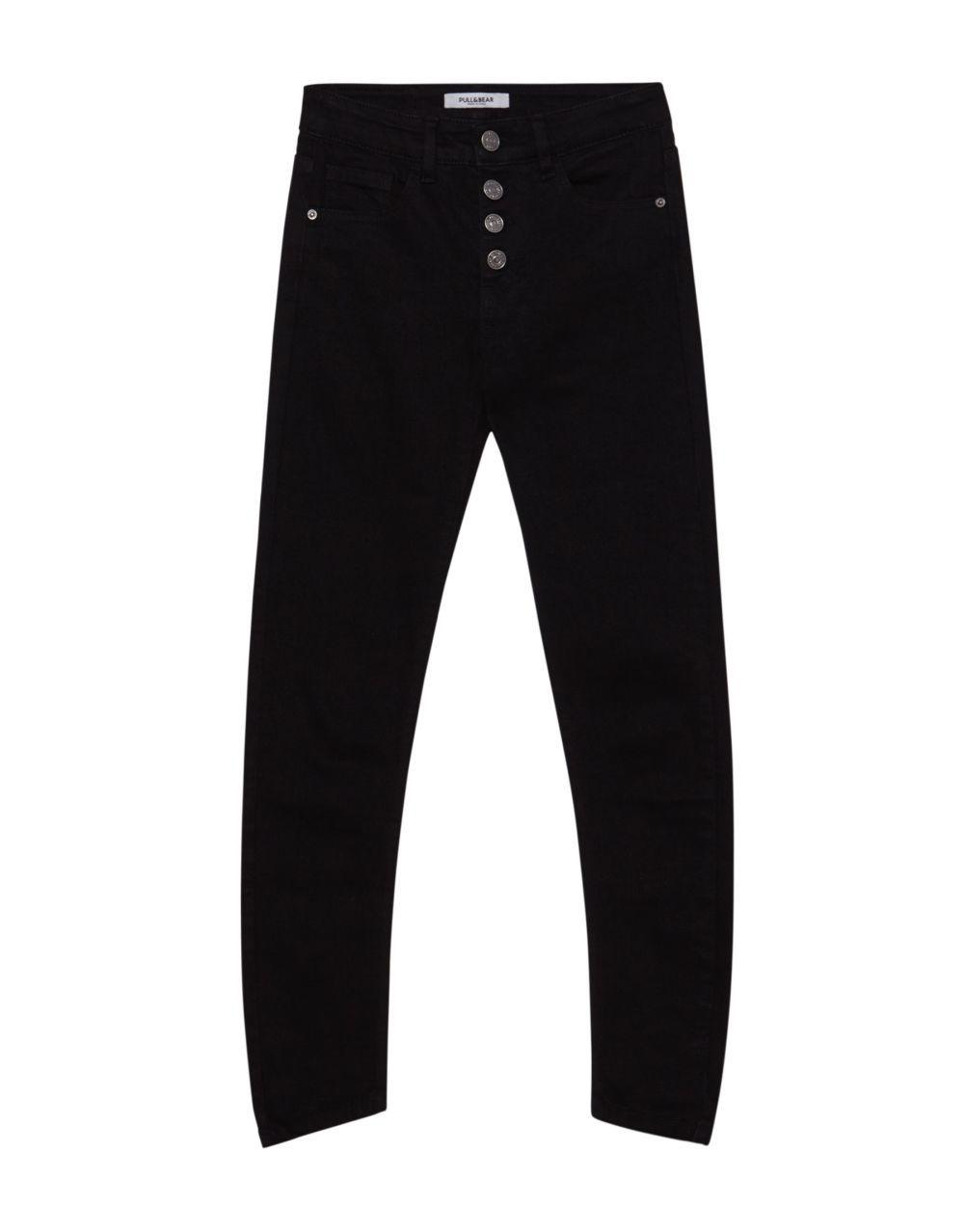 Pantalón pitillo de Pull&Bear (25,99 euros)