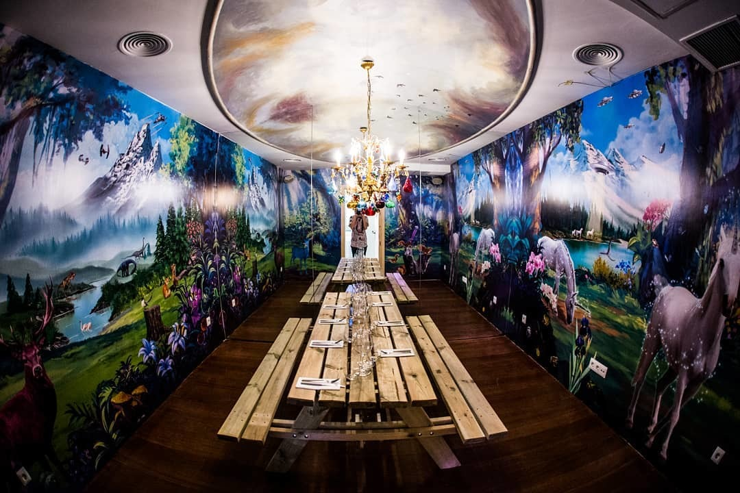 Este nuevo espacio inaugura la tendencia de restaurantes multiespacios...