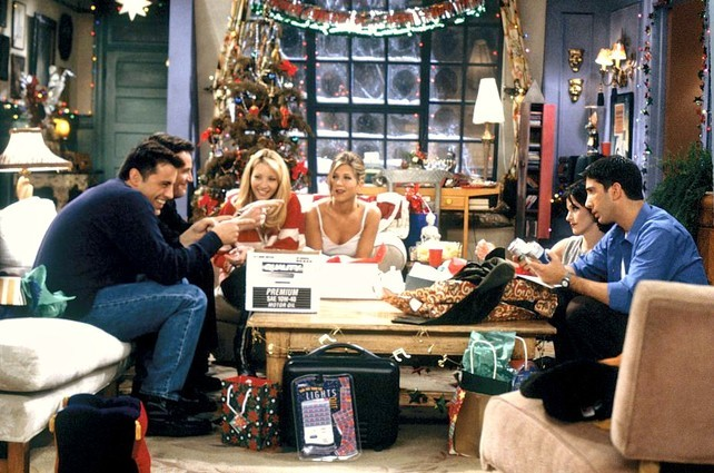 Las películas y series que no te perderás esta Navidad