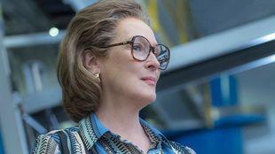 Meryl Streep interpreta a Katharine Graham en Los archivos del...