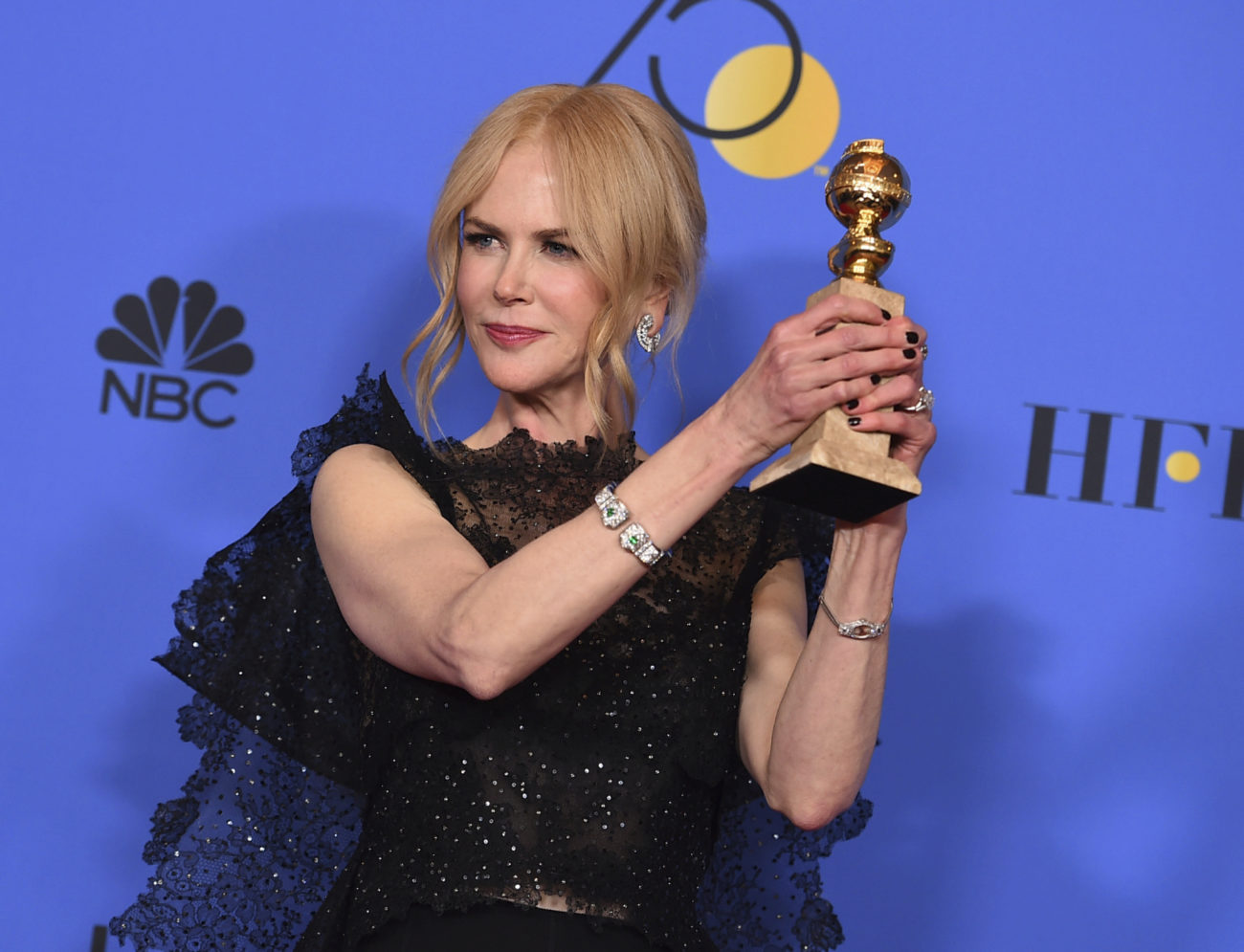 Nicole Kidman por Big Little Lies