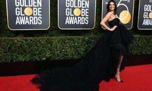 Kendall Jenner en los Globos de Oro 2018