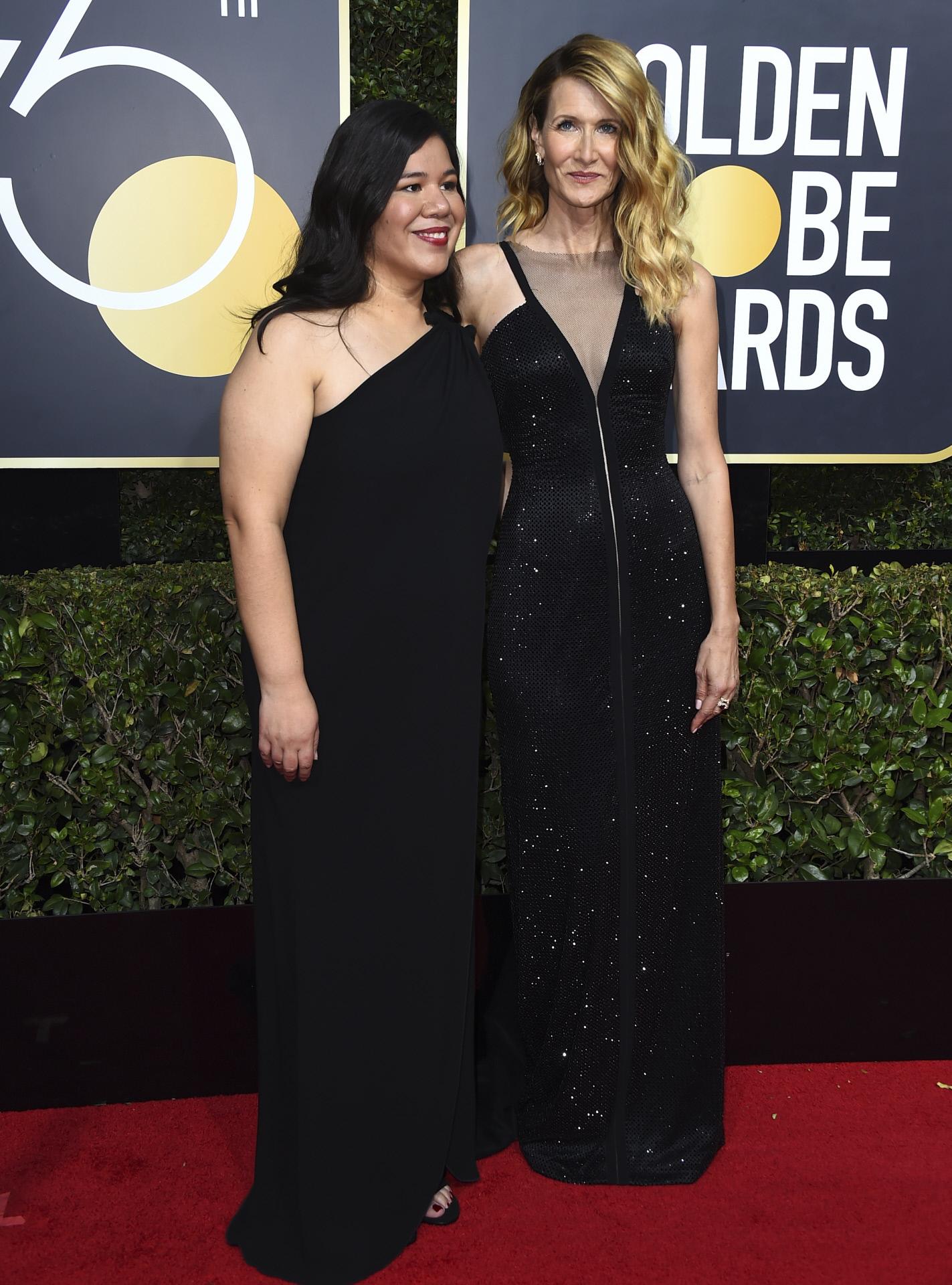 Laura Dern y Monica Ramírez
