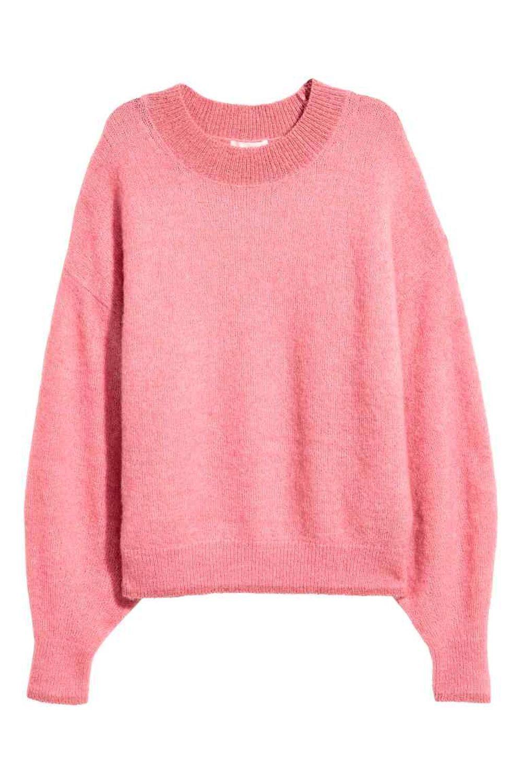Jersey rosa de H&M (39,99 euros)