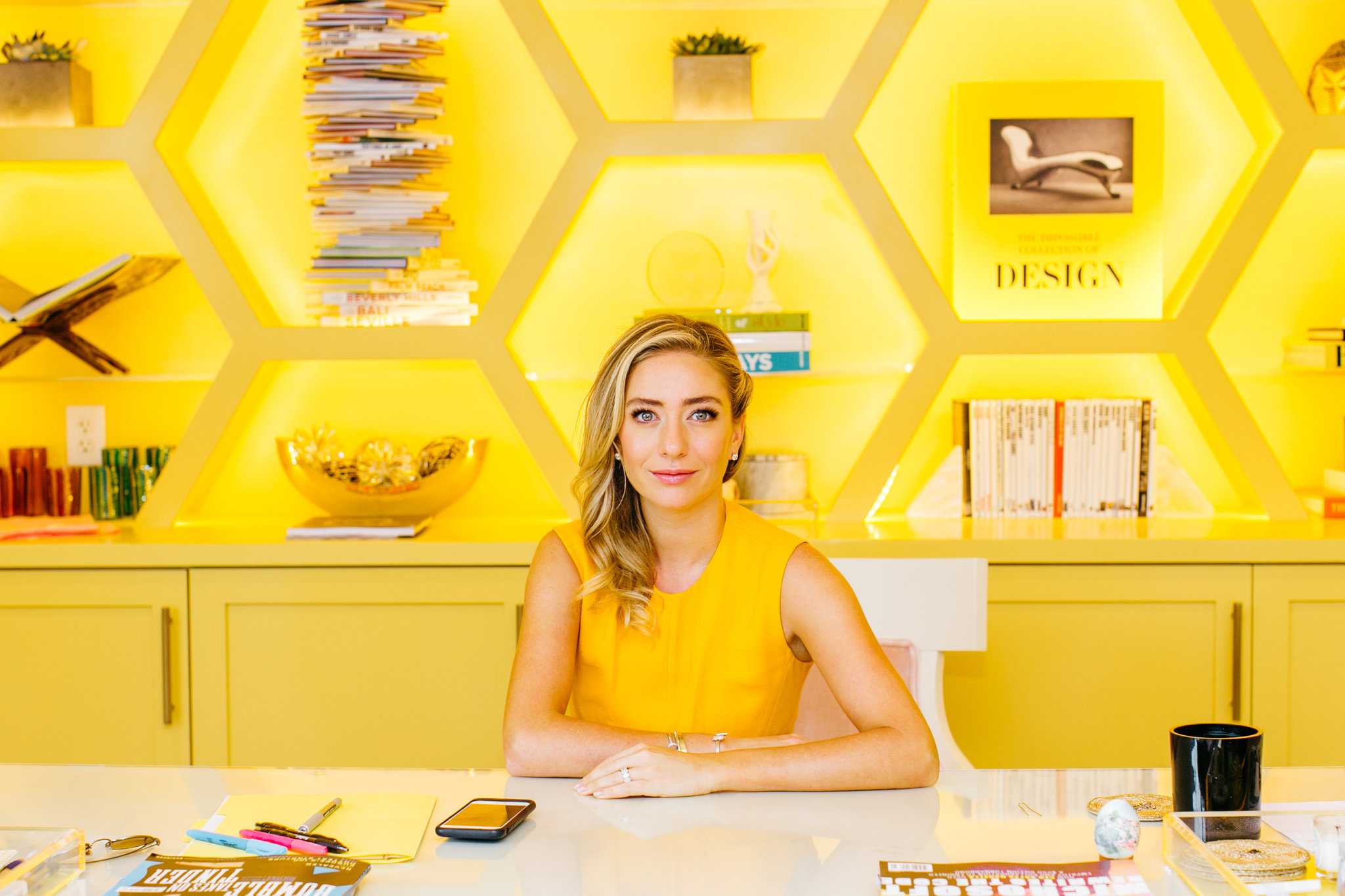 Whitney Wolfe, CEO de Bumble, la primera app de dating feminista en...
