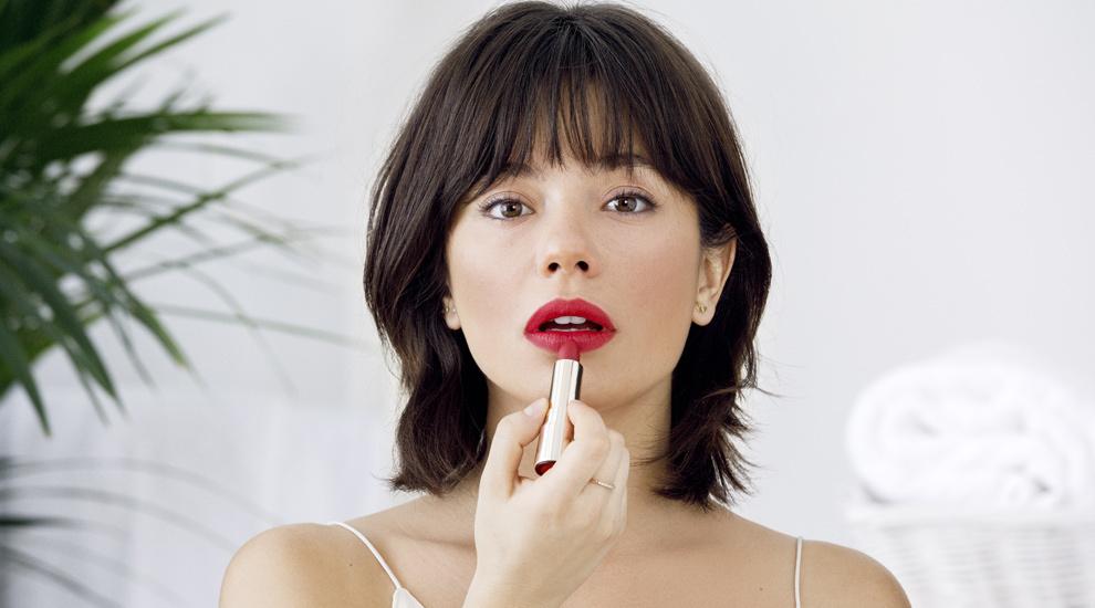 Anna Castillo nos cuenta sus rituales para conseguir unos labios...