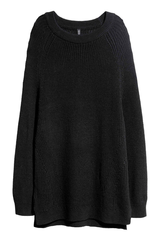 Jersey de punto de canalé de H&M (19,99 euros)