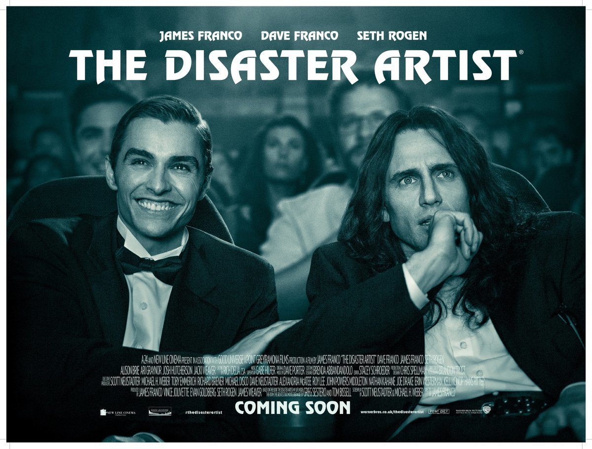 Cartel de The Disaster Artist