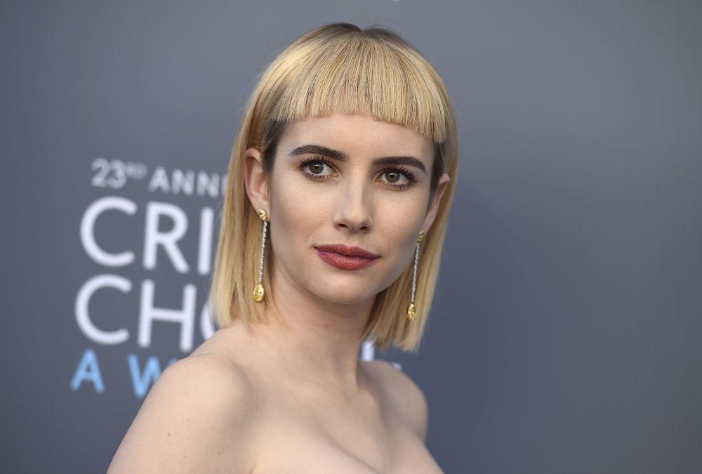 Corte de pelo con flequillo 2018