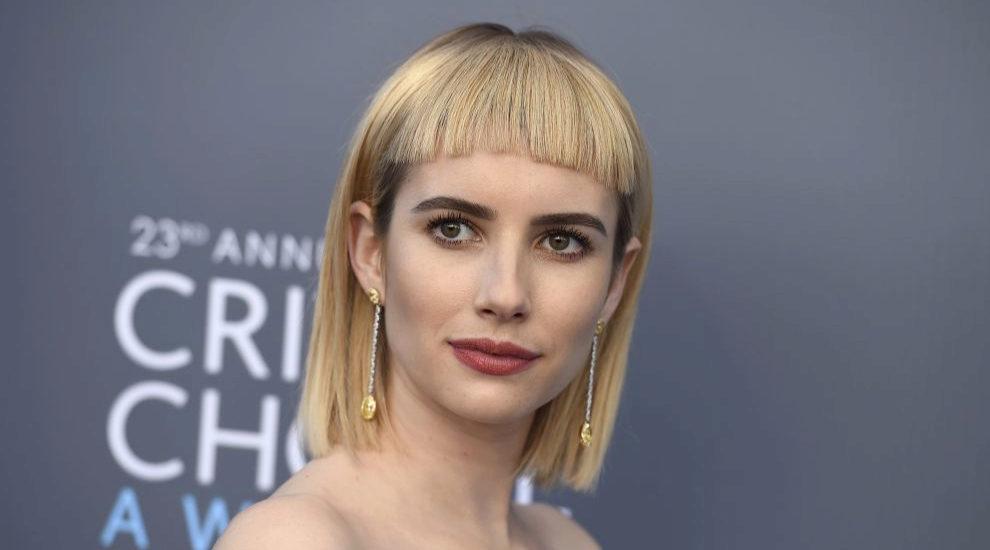 Emma Roberts estrena nuevo corte de pelo tendencia para 2018: el...