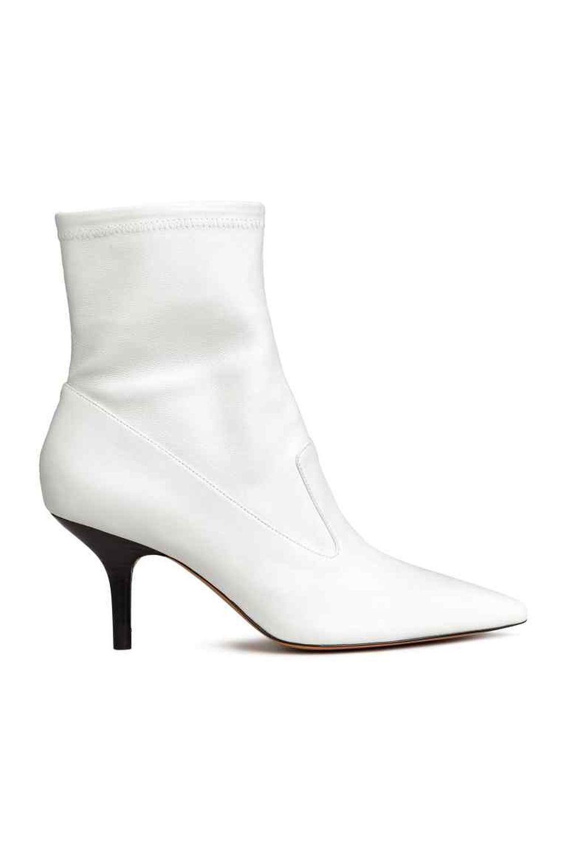 Botines de piel de H&M (59,99 euros)