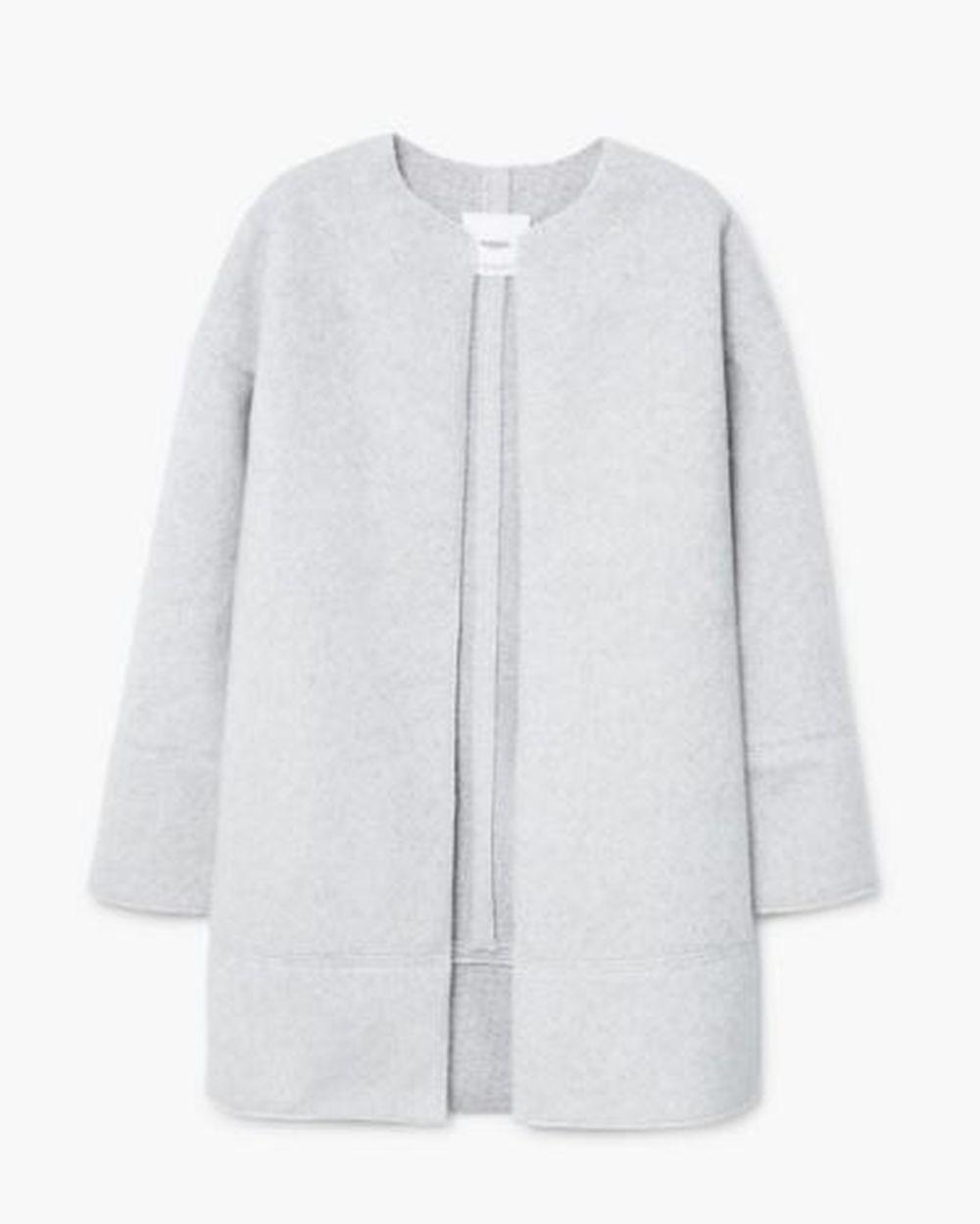 Abrigo de lana de Mango (29,99 euros)