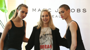 La maquilladora de Lady Gaga y embajadora de Marc Jacobs Beauty, Sarah...