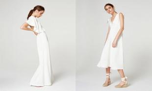 Vestidos blancos uterque