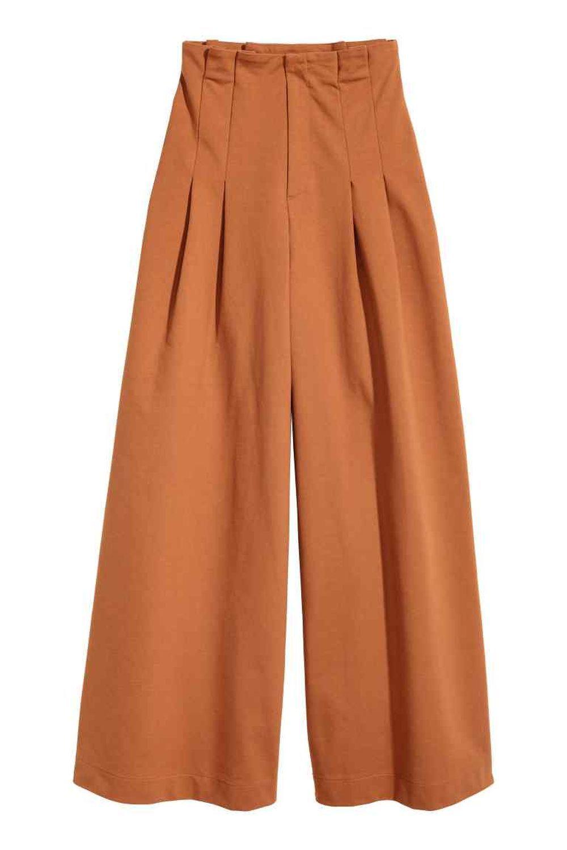 Pantalón amplio de H&M (49,99 euros)