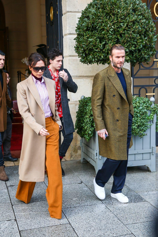 Victoria Beckham, look del día