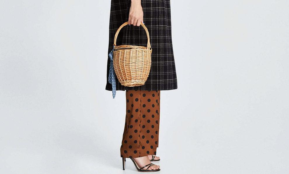 Zara sucumbe a la cesta de Jane Birkin pero, por ahora, no está a la...