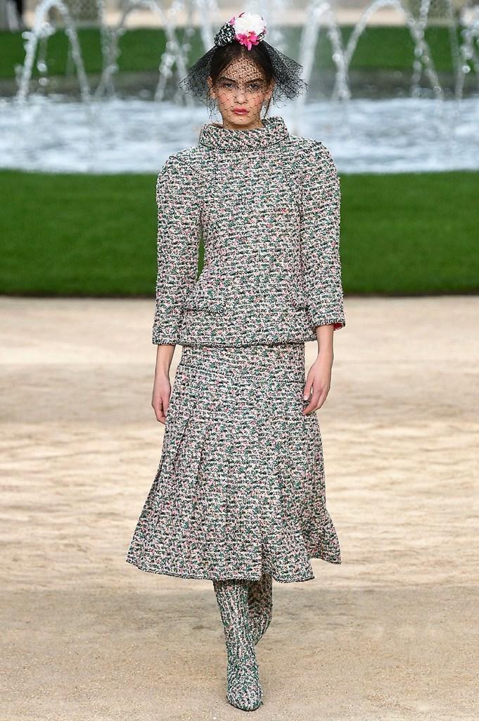 Chanel Alta Costura Primavera Verano 2018