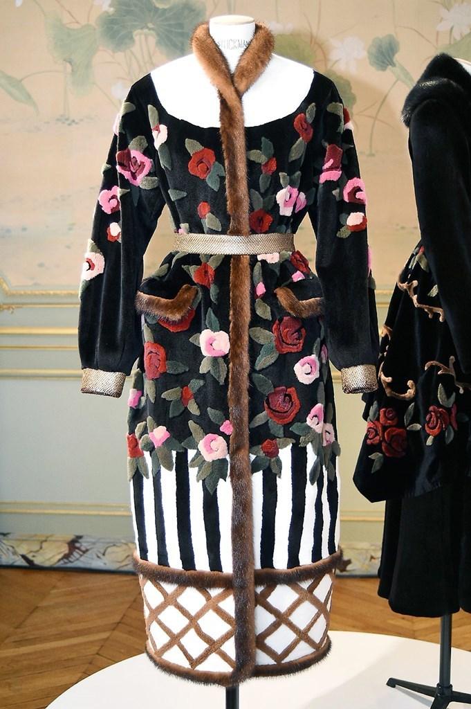 Ulyana Sergeenko Alta Costura Primavera Verano 2018
